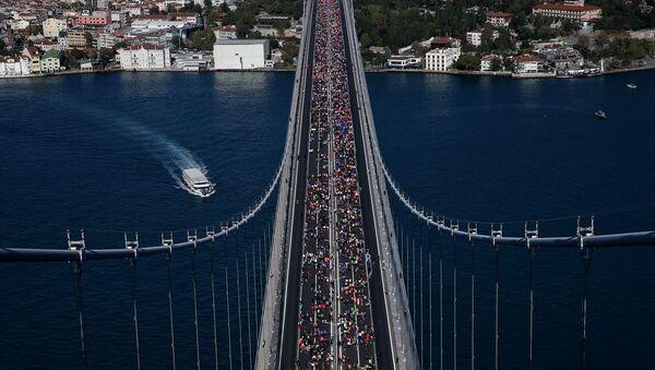 Vodafone 41. İstanbul Maratonu - Sputnik Türkiye