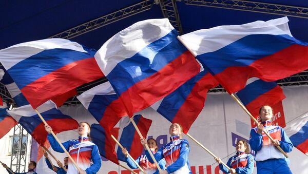 Rusya bugün Ulusal Birlik Günü'nü kutluyor - Sputnik Türkiye