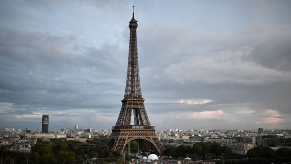 Eyfel Kulesi- Paris - Sputnik Türkiye
