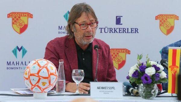 Mehmet Sepil - Sputnik Türkiye