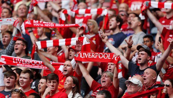 Liverpool taraftarları - Sputnik Türkiye