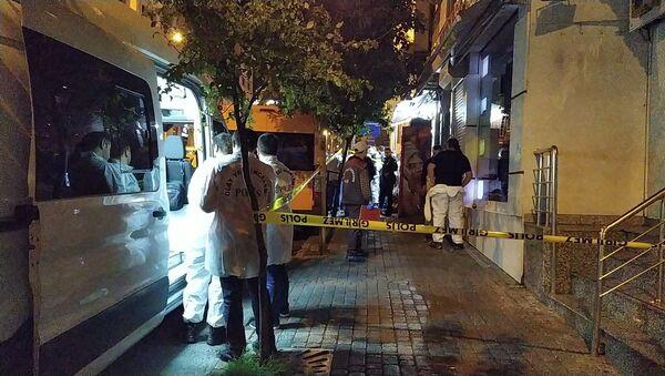 Fatih'te 4 kardeş evlerinde ölü bulundu - Sputnik Türkiye