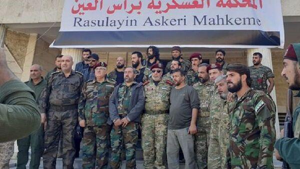 Rasulayn Askeri Mahkeme - Sputnik Türkiye