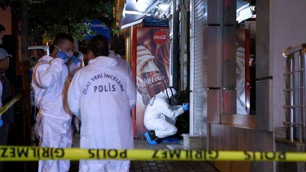 Fatih'te bir evde 4 kardeşin cesedi bulundu - Sputnik Türkiye