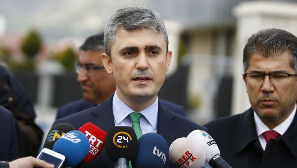 Cumhurbaşkanı Erdoğan'ın avukatı Hüseyin Aydın - Sputnik Türkiye