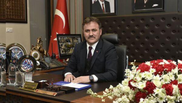 Gümüşhane Belediye Başkanı Ercan Çimen - Sputnik Türkiye