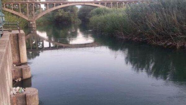 70 yaşındaki adam nehrin kenarında bileklerini keserek intihar etti - Sputnik Türkiye