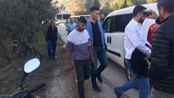 Bursa'da caminin musluklarını çalan hırsızlık zanlısını cemaat yakaladı - Sputnik Türkiye