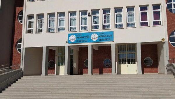Aksaray'daki Mehmetçik İlkokulu - Sputnik Türkiye