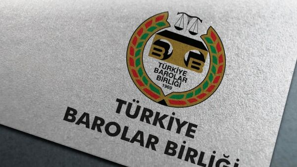 Türkiye Barolar Birliği - Sputnik Türkiye