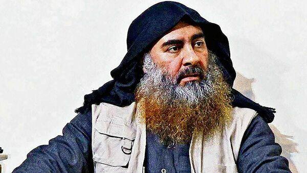 ABD'nin öldürdüğünü açıkladığı IŞİD lideri Ebubekir el Bağdadi  - Sputnik Türkiye