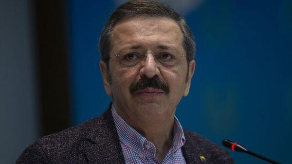 TOBB Başkanı Rifat Hisarcıklıoğlu - Sputnik Türkiye