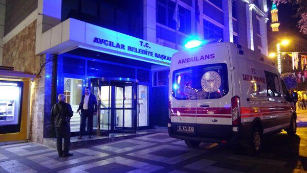 Avcılar Belediyesi alacak kavgası - Sputnik Türkiye