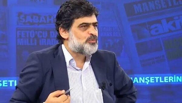 Ali Karahasanoğlu - Sputnik Türkiye