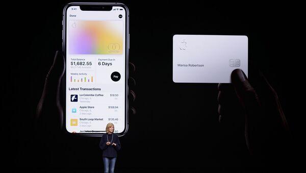 Apple Card - Sputnik Türkiye