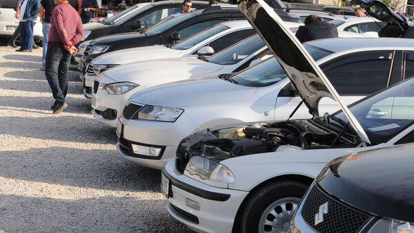 2. el otomobil piyasasında durgunluk - Sputnik Türkiye