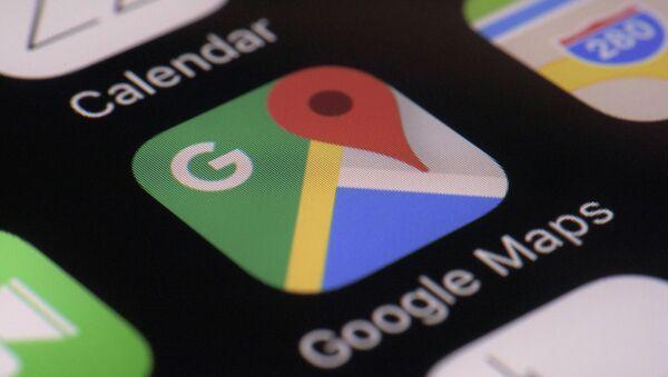 Google Maps - Sputnik Türkiye