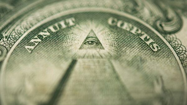 Komplo teorisi - Illuminati - Sputnik Türkiye