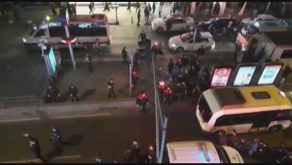 Bayrampaşa- Taciz - Sputnik Türkiye
