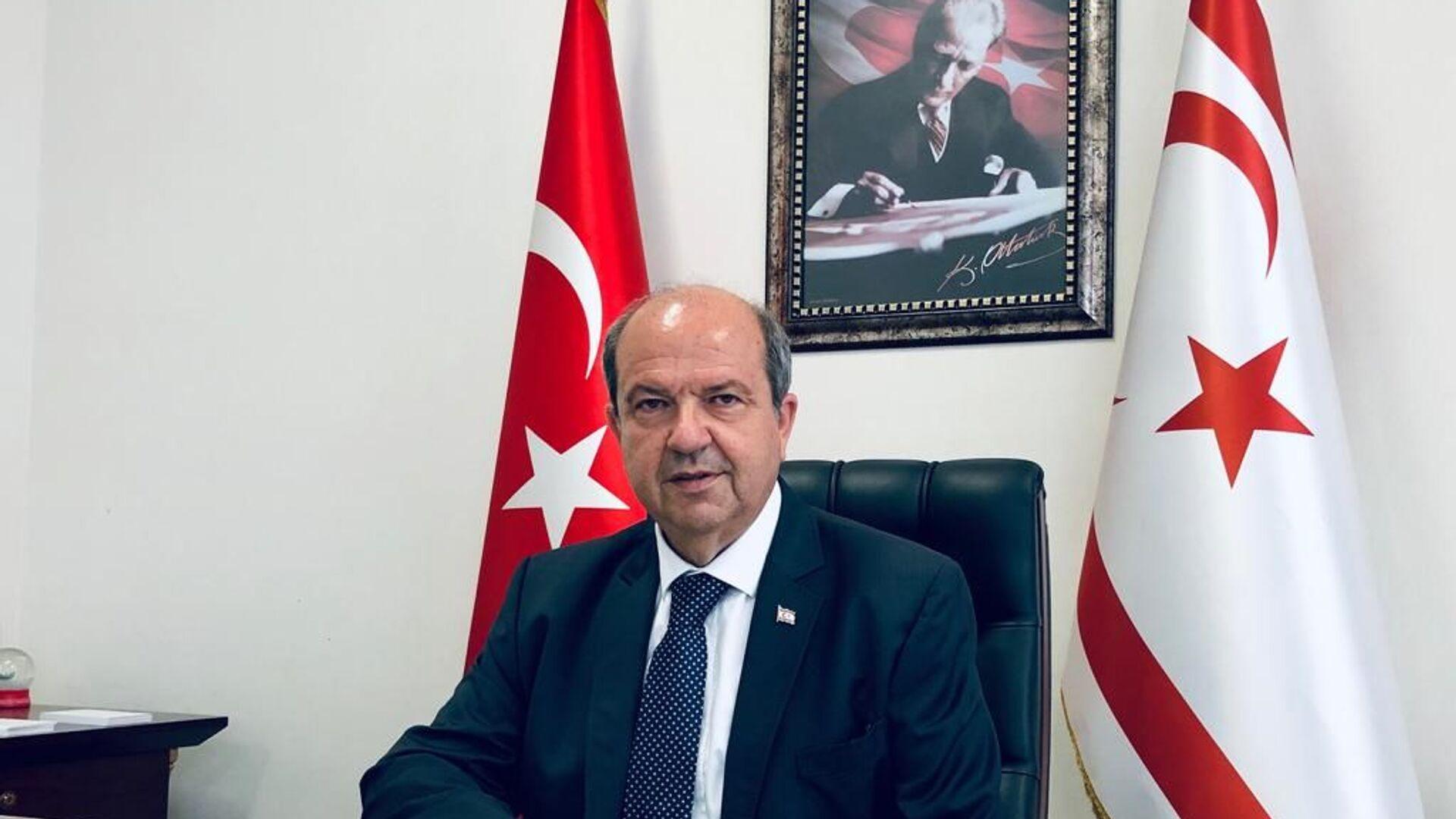 Ersin Tatar - Sputnik Türkiye, 1920, 28.09.2021