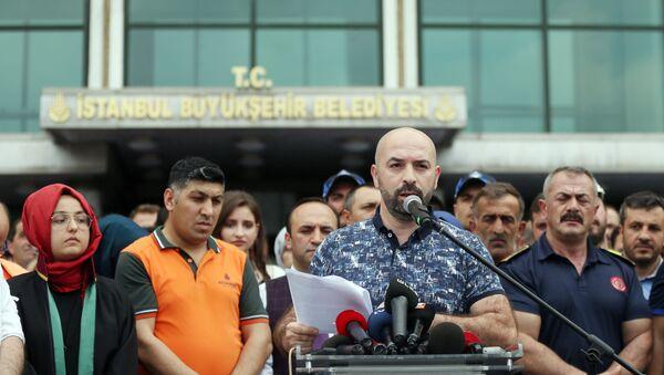 Murat Kazanasmaz - Sputnik Türkiye