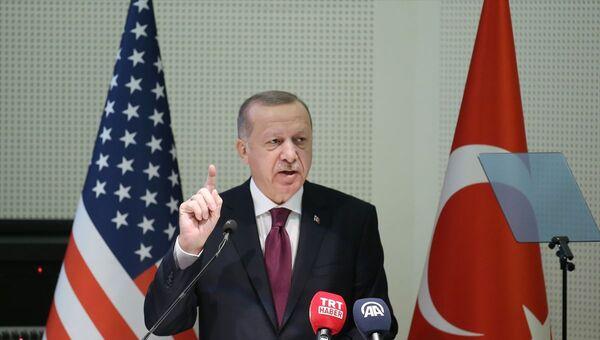 Erdoğan, ABD - Sputnik Türkiye