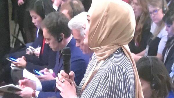 Hilal Kaplan - Sputnik Türkiye