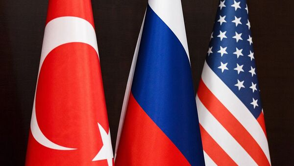 Türkiye - Rusya - ABD - Sputnik Türkiye