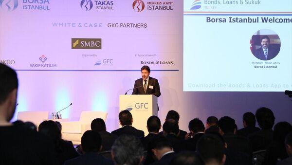 Borsa İstanbul AŞ Genel Müdürü Mehmet Hakan Atilla - Sputnik Türkiye
