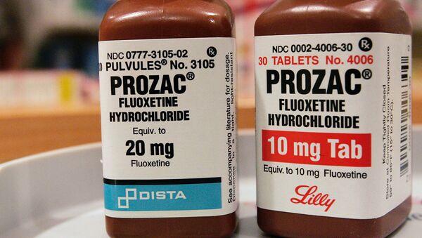 Antidepresan-Prozac - Sputnik Türkiye