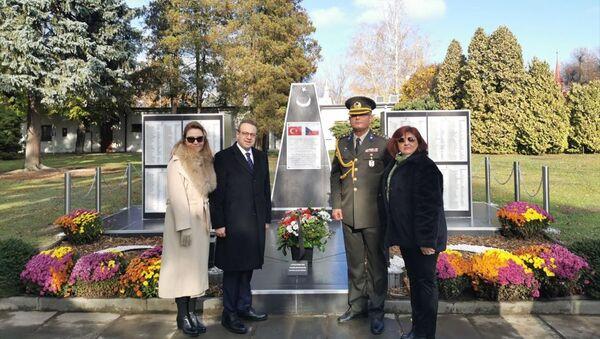 Eski Avrupa Birliği (AB) Bakanı Egemen Bağış, Türkiye'nin Prag Büyükelçisi olarak görevine başladı - Sputnik Türkiye
