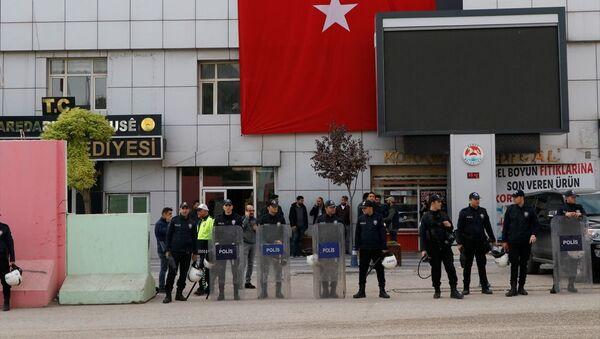 Şanlıurfa Suruç Belediyesi, Hatice Çevik gözaltı - Sputnik Türkiye