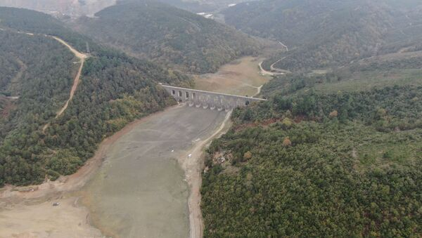 Alibeyköy Barajı - Sputnik Türkiye