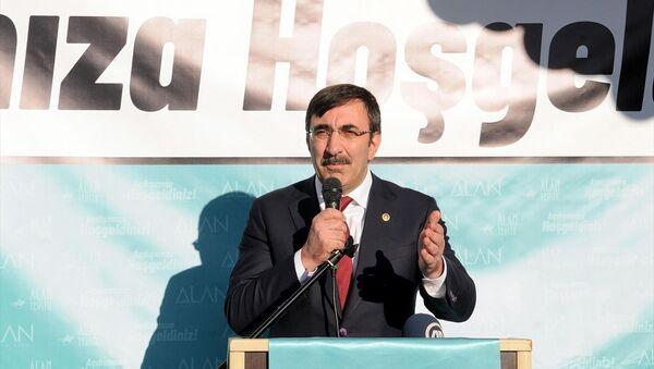 AK Parti Genel Başkan Yardımcısı Cevdet Yılmaz - Sputnik Türkiye