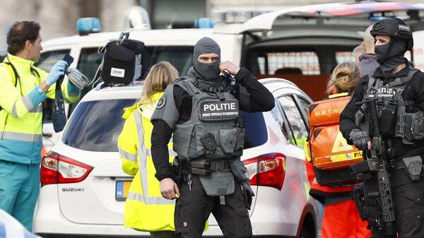 Hollanda, polis - Sputnik Türkiye