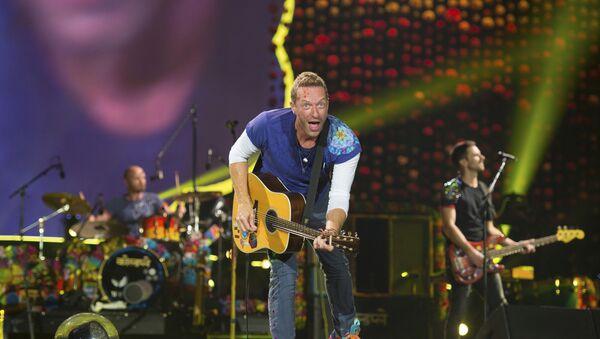 Coldplay grubu - Sputnik Türkiye