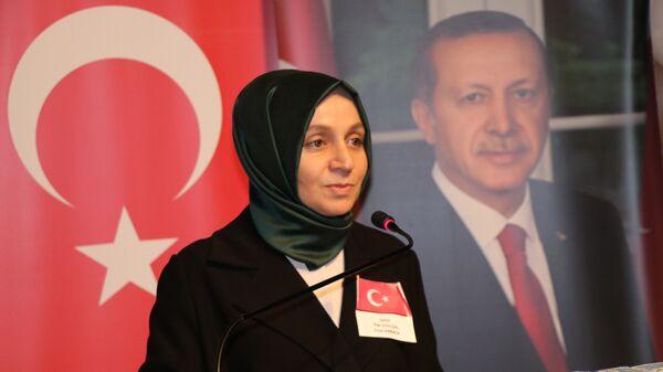 Leyla Şahin Usta - Sputnik Türkiye