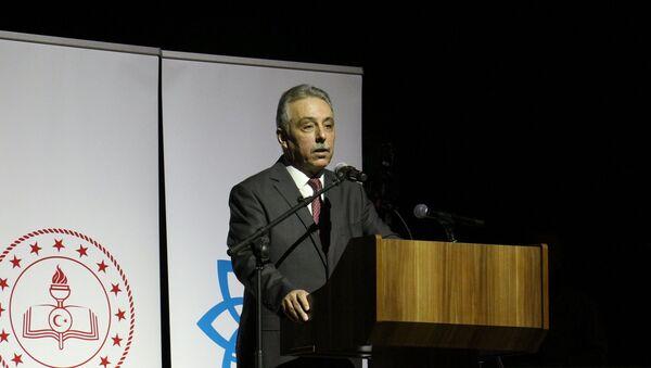 Konya Valisi Cüneyit Orhan Toprak - Sputnik Türkiye