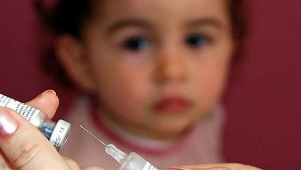 Kızamık aşısı - Sputnik Türkiye