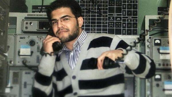 İran ajanı olduğu iddia edilen kişi - Sputnik Türkiye