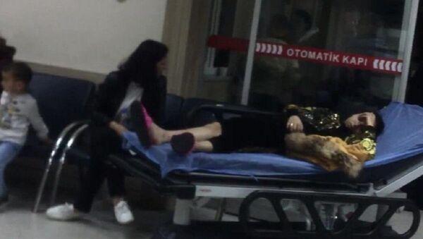 İstanbul, Beyoğlu, taksicinin tartıştığı Faslı kadını darp edip araçtan attığı iddiası - Sputnik Türkiye