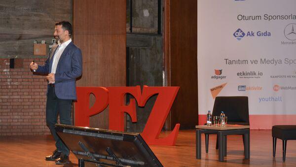 Kariyer.net CEO'su Fatih Uysal - Sputnik Türkiye