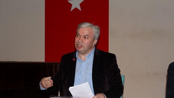 Mustafa Kurdaş - Sputnik Türkiye