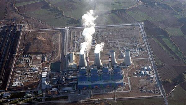 Termik santral - Sputnik Türkiye