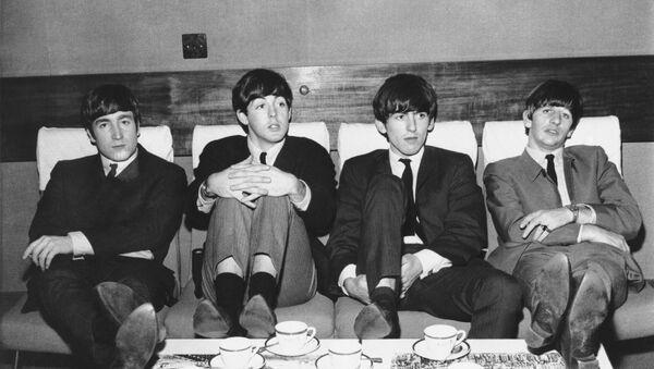 The Beatles - Sputnik Türkiye