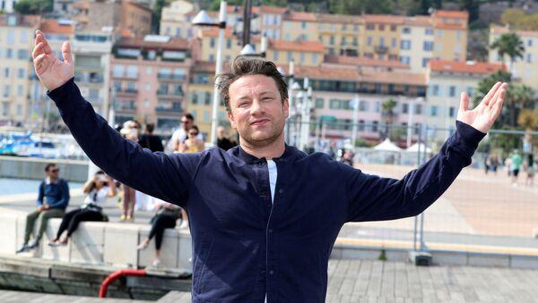 İngiltereli ünlü şef Jamie Oliver - Sputnik Türkiye