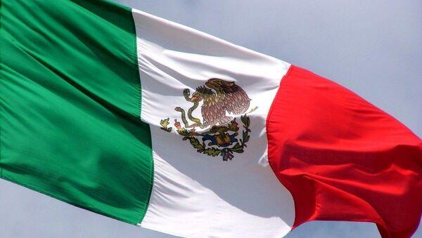 Meksika bayrağı - Sputnik Türkiye