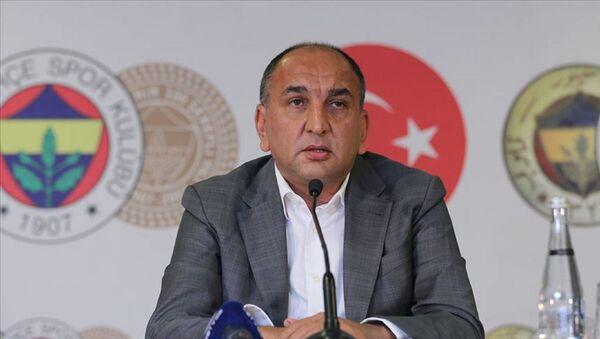 Fenerbahçe Kulübü Başkan Vekili Özsoy - Sputnik Türkiye