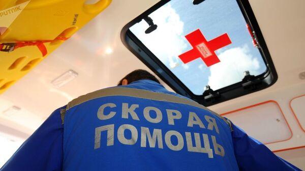 Rusya- Ambulans - Sputnik Türkiye