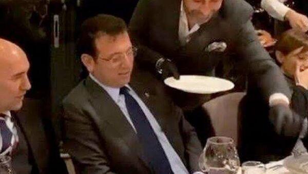 Ekrem İmamoğlu  -şarap - Sputnik Türkiye